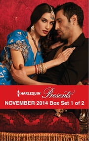 Harlequin Presents November 2014 - Box Set 1 of 2 - To Defy a Sheikh\Protecting the Desert Princess\The Valquez Seduction\The Russian's Acquisition ebook by Carol Marinelli,Melanie Milburne,Dani Collins,Maisey Yates