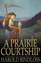 A Prairie Courtship - Or, Alison's Adventure ebook by Harold Bindloss