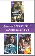 Harlequin Intrigue May 2020 - Box Set 1 of 2 ebook by Elizabeth Heiter, Barb Han, Janice Kay Johnson