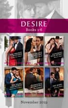 Desire Box Set 1-6/Hot Holiday Rancher/Second Chance Temptation/Rancher's Wild Secret/One Night, Two Secrets/A Christmas Ren ebook by Joanne Rock, Katherine Garbera, Catherine Mann,...