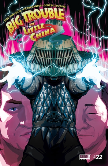 Big Trouble in Little China #22 ebook by Fred Van Lente,Victor Santos