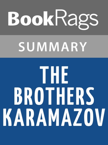 The Brothers Karamazov by Fyodor Dostoevsky Summary & Study Guide ebook by BookRags