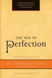 The Way of Perfection ebook by Teresa of Avila