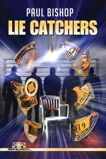 Lie Catchers ebook by Paul Bishop