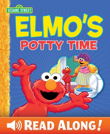 Elmo's Potty Time ebook by Caleb Burroughs
