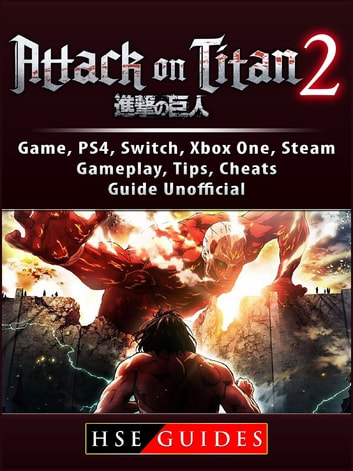 Attack on titan video game xbox one