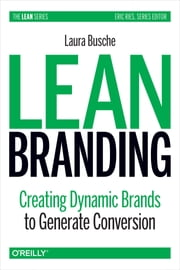Lean Branding ebook by Laura  Busche