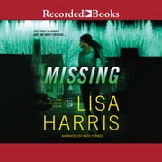 Missing audiobook by Lisa Harris