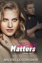 All That Matters ebook by Michelle Congdon