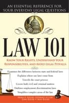 Law 101 ebook by Brien Roche,John Roche,Sean Roche