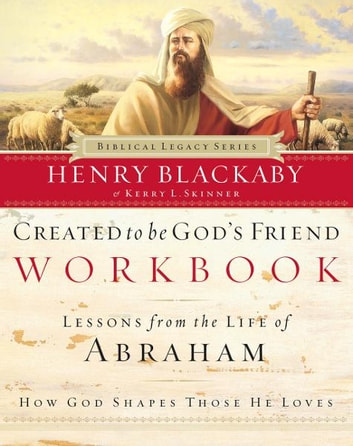 Created To Be God S Friend Workbook