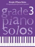 Grade 3 Piano Solos ebook by Chester Music