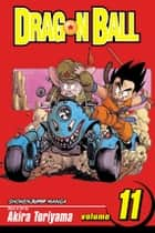Dragon Ball, Vol. 11 - The Eyes of Tenshinhan ebook by Akira Toriyama, Akira Toriyama