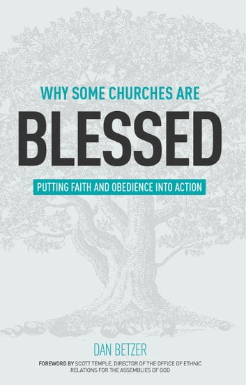 Why Some Churches Are Blessed - Putting Faith and Obedience into Action ebook by Dan Betzer