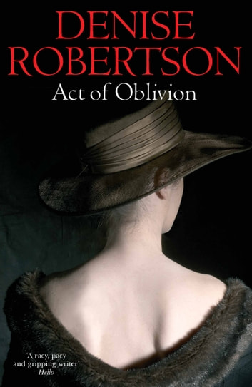 Act of Oblivion ebook by Denise Robertson