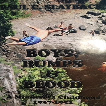 Boys, Bumps and Blood audiobook by Paul C. Slayback