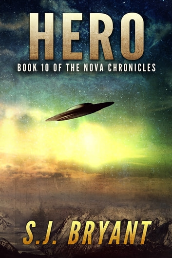 Hero ebook by S.J. Bryant