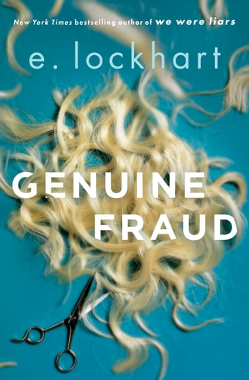 Genuine Fraud ebook by E. Lockhart