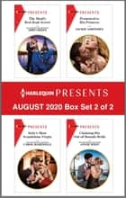 Harlequin Presents - August 2020 - Box Set 2 of 2 ebook by Abby Green, Carol Marinelli, Jackie Ashenden,...