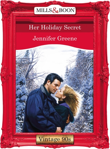 Her Holiday Secret (Mills & Boon Vintage Desire) ebook by Jennifer Greene