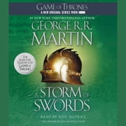 A Storm of Swords - A Song of Ice and Fire: Book Three audiobook by George R. R. Martin