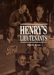 Henry's Lieutenants ebook by Ford R. Bryan