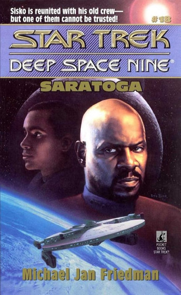 Star Trek Ds9 18:Saratoga ebook by Michael Jan Friedman