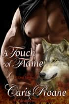 A Touch of Flame - A Paranormal Romance ebook by Caris Roane
