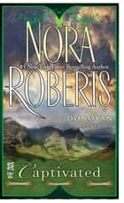 Captivated - The Donovan Legacy ebook by Nora Roberts