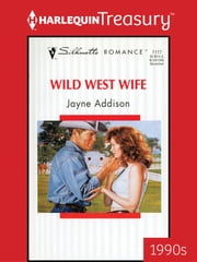Wild West Wife ebook by Jayne Addison