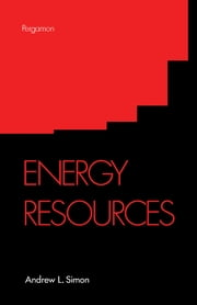 Energy Resources ebook by Andrew L. Simon