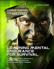 Learning Mental Endurance for Survival ebook by Chris McNab
