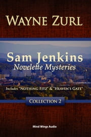 Sam Jenkins Novelette Mysteries Collection 2 ebook by Wayne Zurl