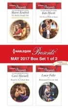 Harlequin Presents May 2017 - Box Set 1 of 2 - An Anthology 電子書籍 by Sharon Kendrick, Carol Marinelli, Kate Hewitt,...