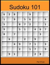 Sudoku 101 ebook by Pat O'Cain