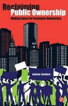 Reclaiming Public Ownership - Making Space for Economic Democracy ebook by Professor Andrew Cumbers