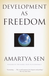 Development as Freedom ebook by Amartya Sen