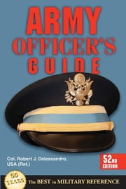 Army Officer's Guide ebook by Robert J. Dr Dalessandro,Huntoon