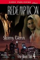 Redemption ebook by Stormy Glenn