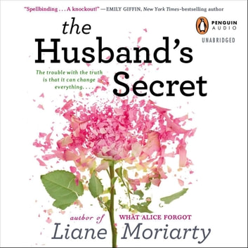The Husband's Secret audiobook by Liane Moriarty