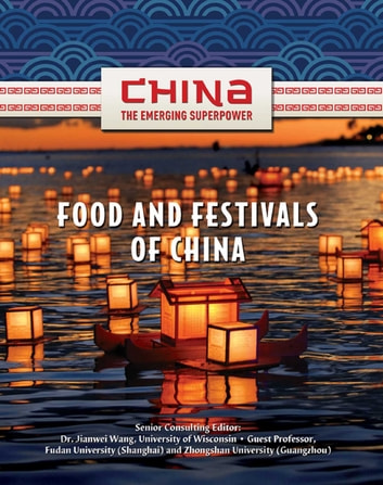 Food and Festivals of China ebook by Yan Liao