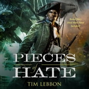Pieces of Hate audiobook by Tim Lebbon