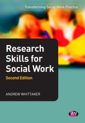 Research Skills for Social Work ebook by Andrew Whittaker