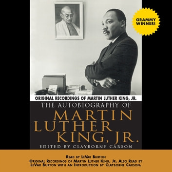 The Autobiography of Martin Luther King, Jr. äänikirja by Clayborne Carson