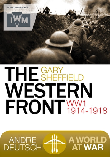 The Western Front 電子書 by Sheffield,Gary