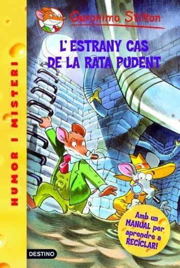 22- L'estrany cas de la rata pudent ebook by Geronimo Stilton