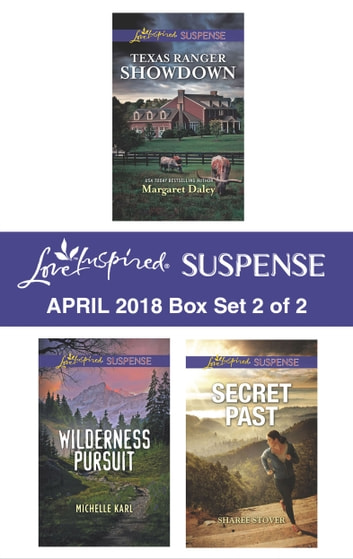 Harlequin Love Inspired Suspense April 2018 - Box Set 2 of 2 ebook by Margaret Daley,Michelle Karl,Sharee Stover