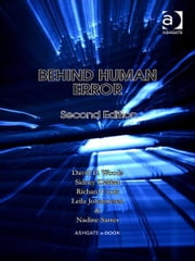 Behind Human Error ebook by Kobo.Web.Store.Products.Fields.ContributorFieldViewModel