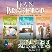 Gallaghers of Sweetgrass Springs Boxed Set Two, The - Books 4-6 audiobook by Jean Brashear