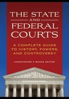 The us supreme court and new federalism ebook by christopher p the state and federal courts a complete guide to history powers and controversy fandeluxe Document